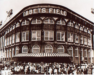 Maybe the most ridiculous thing to happen at Ebbets Field was the Mets